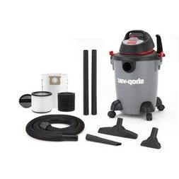 SHOP VAC CORP 5982600 3.0 Peak Hp Vacuum, 6 Gallon