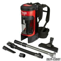 Milwaukee 0885-20 M18 FUEL 3-in-1 Backpack Vacuum  New