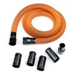 1-7/8 In. X 10 Ft. Pro-Grade Locking Vacuum Hose Kit For Rid