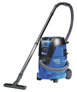 "NILFISK 107419097 Industrial Shop Vacuum, 1-1/4"" Hose Dia.,"