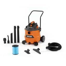 RIDGID16 Gal. 6.5-Peak HP NXT Wet Dry Shop Vacuum with Fine