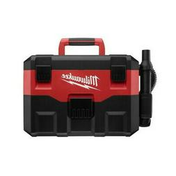 Milwaukee M18 Li-Ion 2 Gal. Wet/Dry Vacuum  0880-22 New