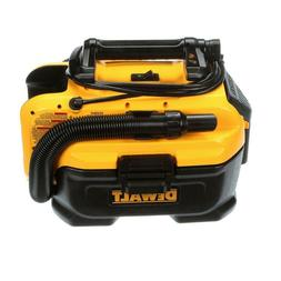 DeWALT 2-Gallon Shop/Car Vacuum AC-Corded & Battery-Powered