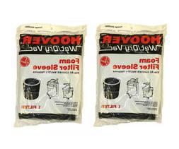 2 GENUINE Hoover 40203001, 38765003 Wet-Dry Shop Vac Vacuum