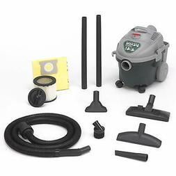 Shop-Vac 4 Gallon 4.5 Peak HP AllAround Plus Wet/Dry Vacuum