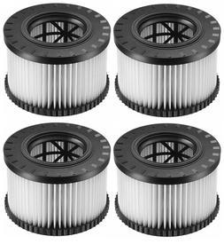 Filters for Dewalt N114686 5140174 Wet Dry Shop Vacuum DWV