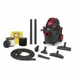 4-Gallon 5.5-HP Shop Vacuum