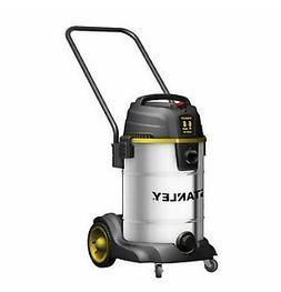 Stanley 6.0 Peak HP 8 Gallon Stainless Steel Wet Dry Vacuum