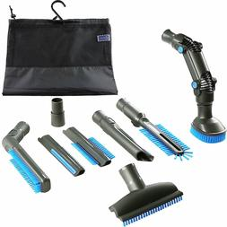 8 Piece Vacuum Accessories Kit Tools & Bag ShopVac Shark Eur
