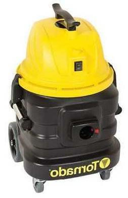 "TORNADO 94234 Industrial Shop Vacuum, 1-1/2"" Hose Dia., Stan"