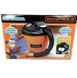 Black And Decker Junior Shop Vac Vacuum Toy - Kids Toy