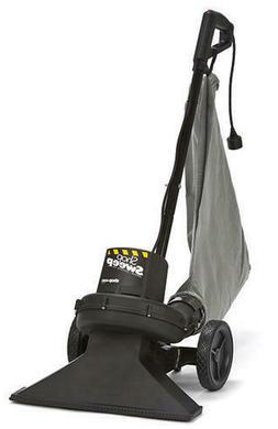 Black Indoor Outdoor 8 Gallon 1.25 Peak HP Dry Vacuum Cleane
