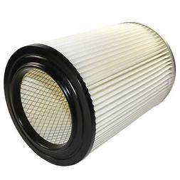 HQRP Cartridge Filter for Ridgid Vacuums, Shop-vac 903-28 90