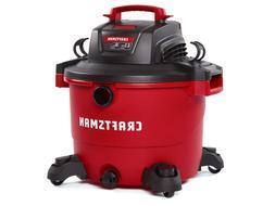 CRAFTSMAN CMXEVBE17595 16 Gallon 6.5 Peak HP Wet/Dry Vac, He