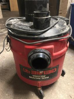 Genie Jet Vac Wet/Dry Shop Vac 6 Gallon 1.1 HP
