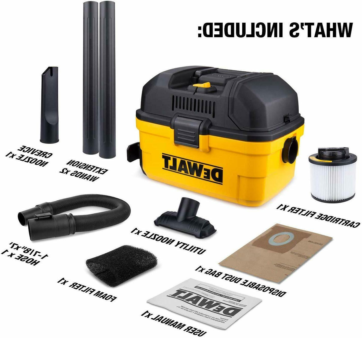Shop Vacuum Covienent for Any Job