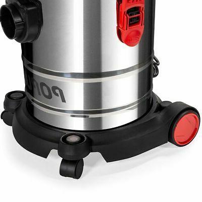3-in-1 Dry 1000W 5-Gallon w Wheel