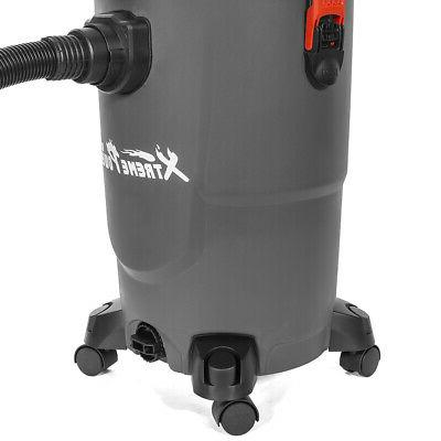 3 1 Wet Dry Shop Vacuum vac Peak HP shopvac rugged