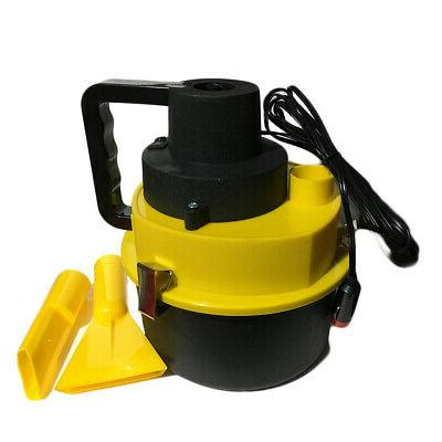 12V Vacuum Cleaner Portable Turbo Held for Car or Shop