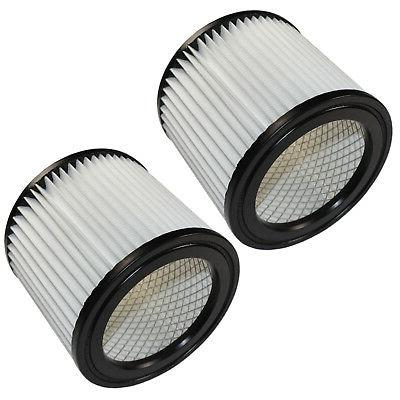 2x cartridge filters for shop vac 5
