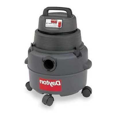"DAYTON 4YE65 Commercial Vacuum, 1-1/4"" Dia., Standard 125"