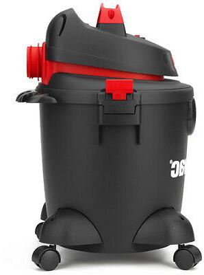 5 Gallon 3.5 Peak HP Wet/Dry Vacuum Cleaner Portable Shop Garage