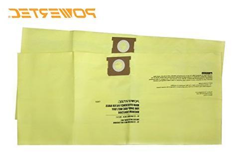 75025 efficiency filter bags