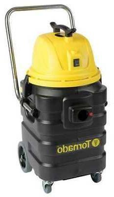 "TORNADO 94230 Industrial Shop Vacuum, 1-1/2"" Hose Dia., Stan"