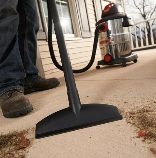 Peak HP Wet/Dry Vacuum with NEW!