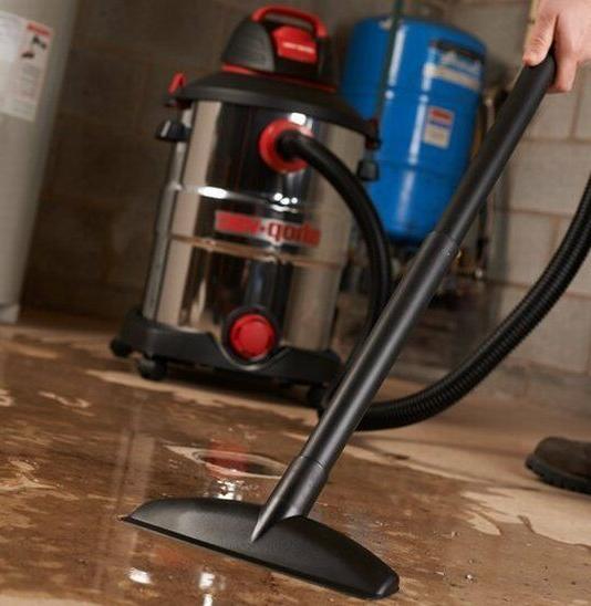 Shop-Vac Peak Steel Wet/Dry Vacuum NEW!