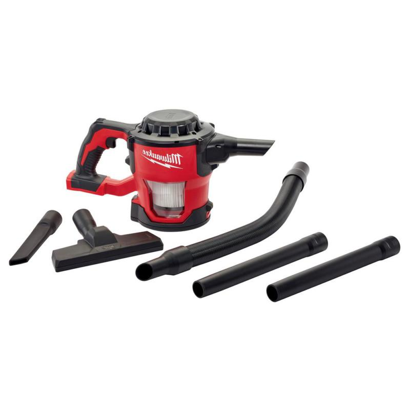 Cordless Wet/Dry w/ Vacuum 18V Only