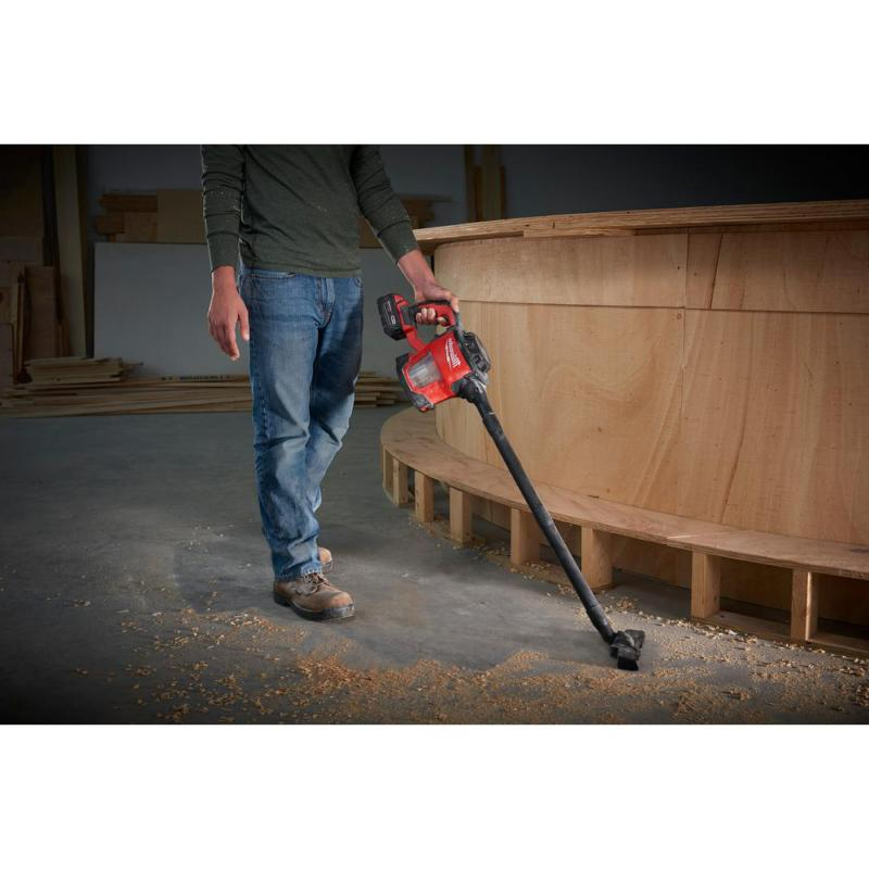 Cordless Wet/Dry Shop Vac w/ Compact 18V Only