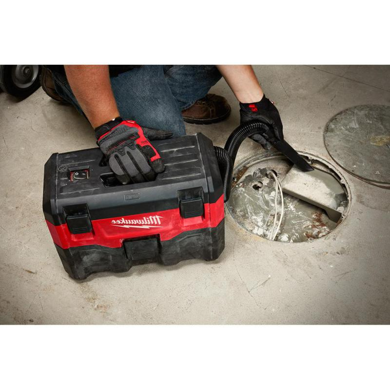 Cordless w/ Compact Vacuum 18V Bundle Only