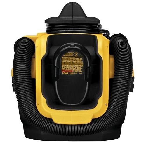 DEWALT DCV581H Cordless/Corded Wet-Dry Vacuum