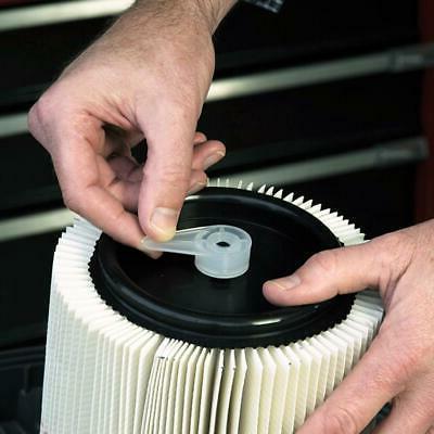 filter and cap vacuum parts pre-2010 ridgid vacuums