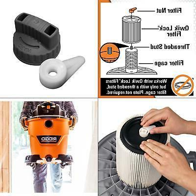 filter nut and drain cap vacuum parts