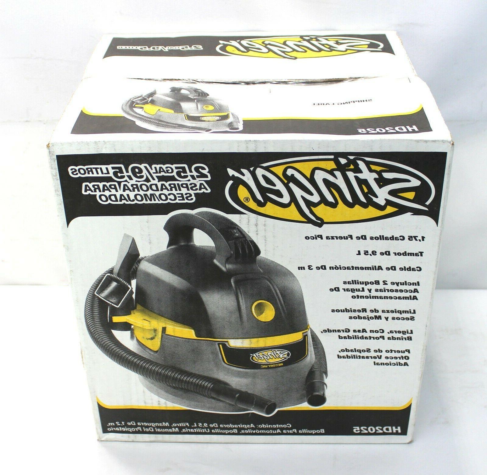 hd2025 portable wet dry auto detail shop