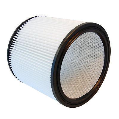 hepa cartridge filter for shop vac series