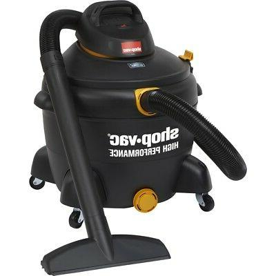 Shop-Vac High Performance Canister Vacuum Cleaner