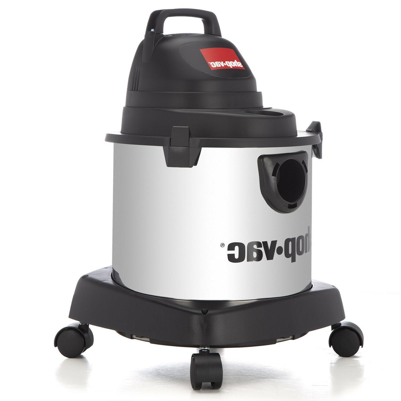 Shop-Vac Gallon 3.0 Peak Stainless Wet/Dry Vacuum