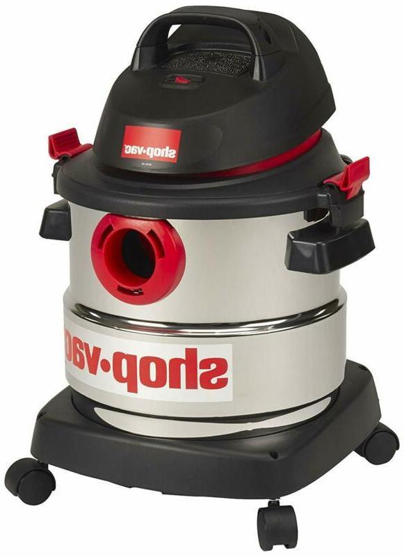Shop-Vac Hp Stainless Wet Dry Vacuum