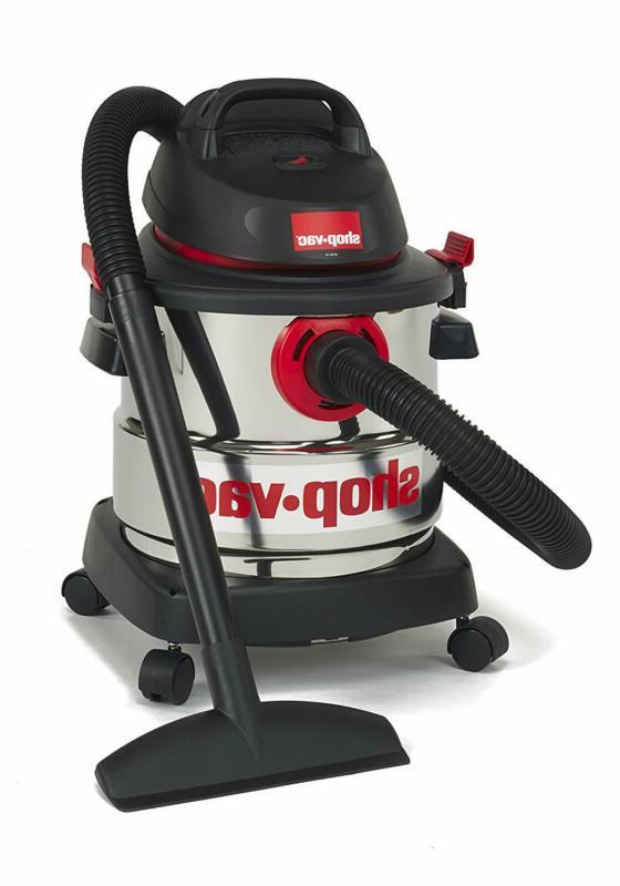 Shop-Vac 4.5 Hp Stainless Steel Dry
