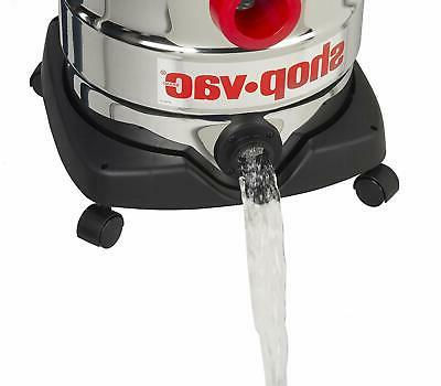 Shop-Vac 6.0 Peak Hp Wet Dry Vacuum