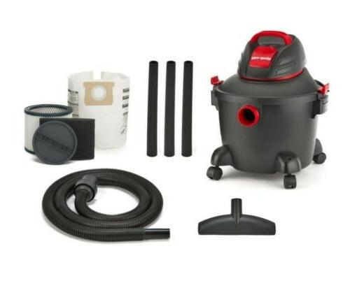 Shop-Vac 6-Gallon 3.5-HP Wet Dry Shop Vacuum and Blower