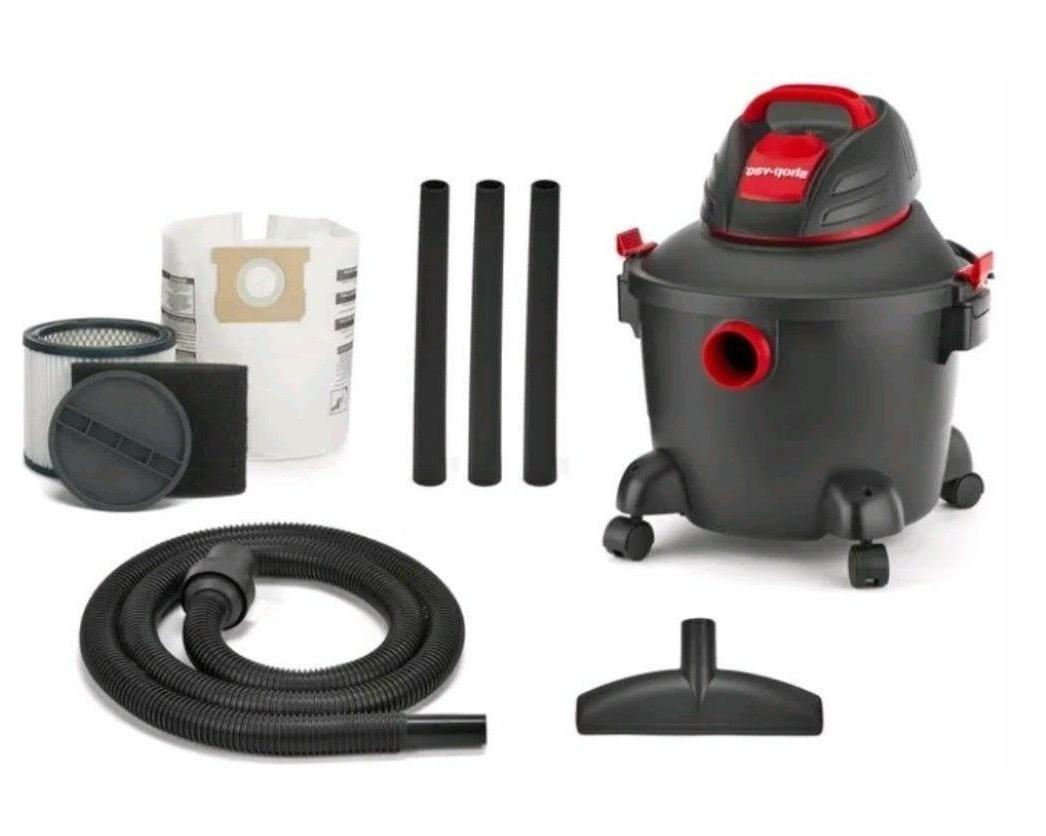 Shop-Vac 6-Gallon 3.5-HP Wet Dry Shop Vacuum