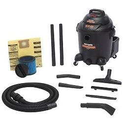Shop Vac 9621210 12 Gallon 6.5 Php Wet/Dry Utility Vac