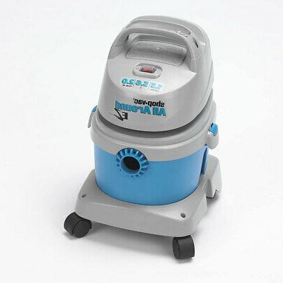 Portable HP Wet Shop Vac Cleaner