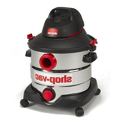 Shop Vac Stainless 8 Gallon 6 Wet Cleaner