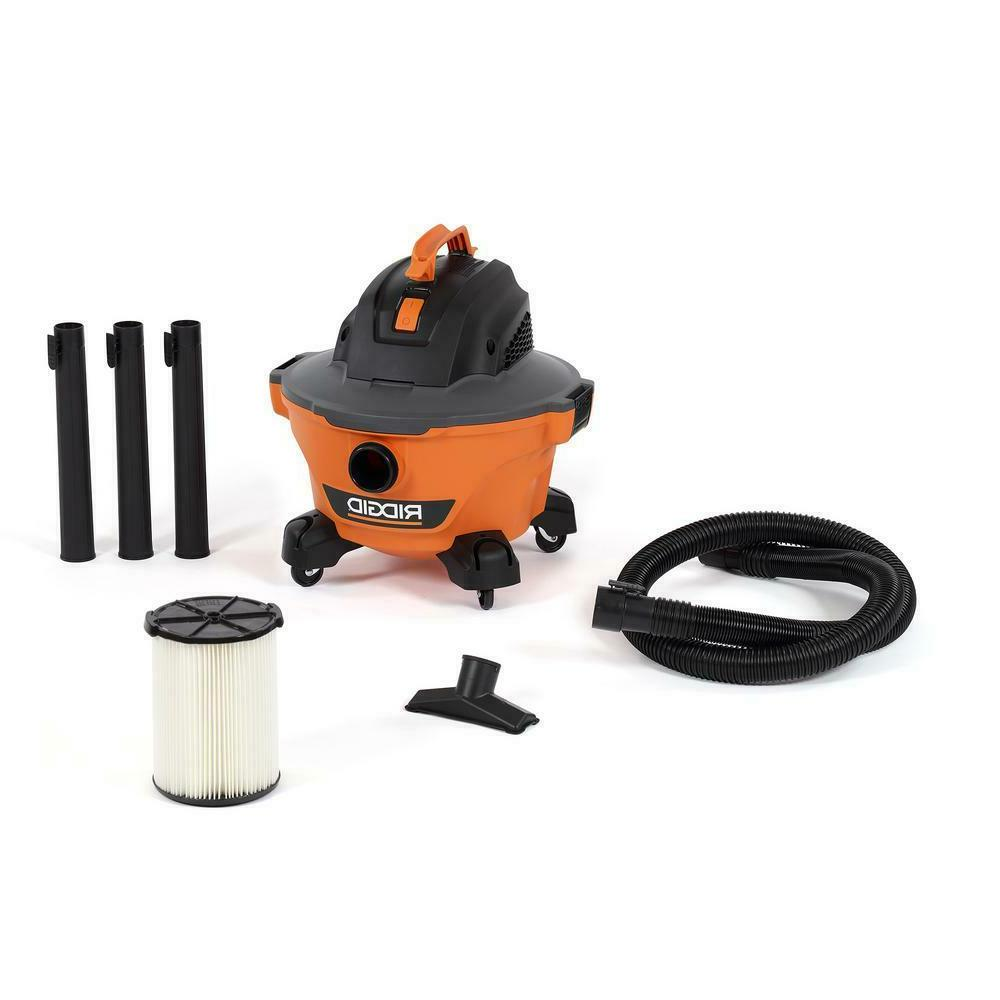 shop vac vacuum cleaner wet dry poly