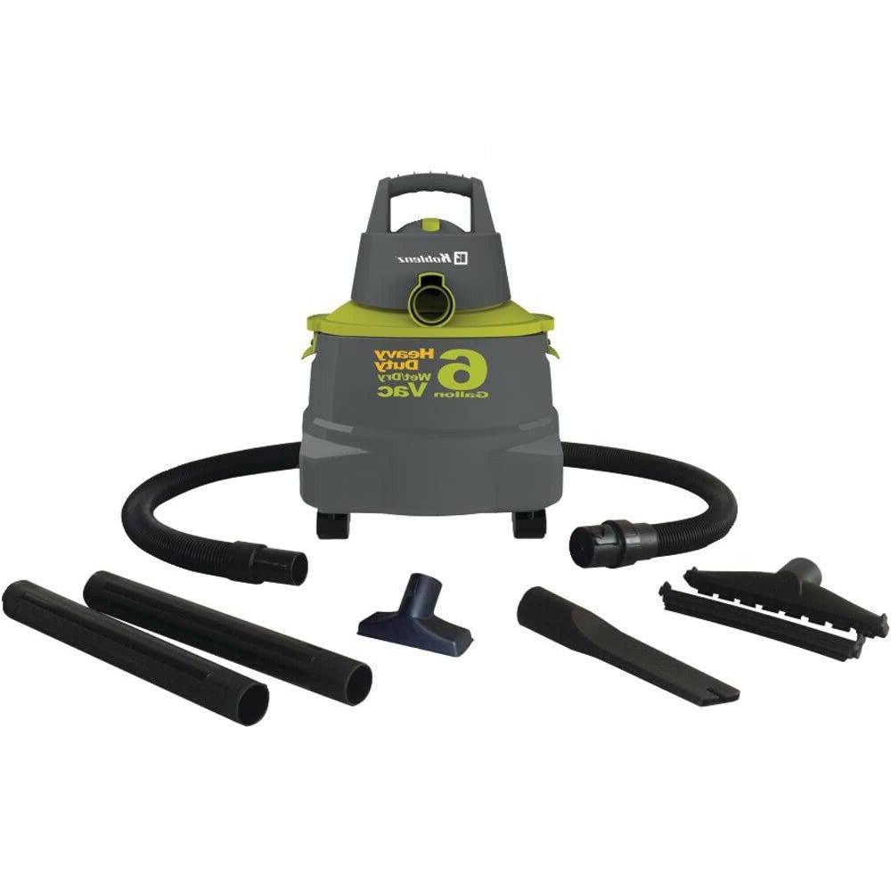 shop vac wet dry vacuum green 6